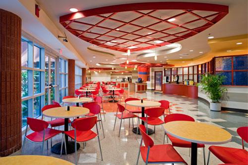 Memorial Hospital at Gulfport Food Court
