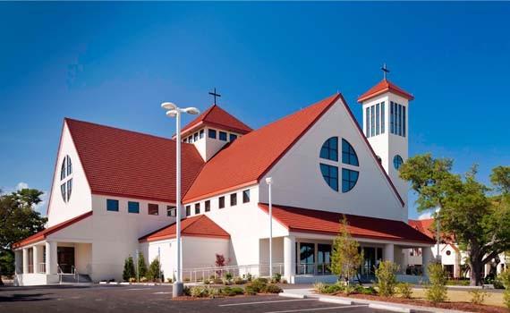 St. Thomas the Apostle Catholic Church - Long Beach, MS