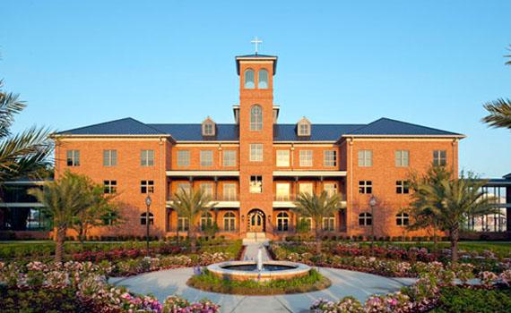 Holy Cross School New Campus